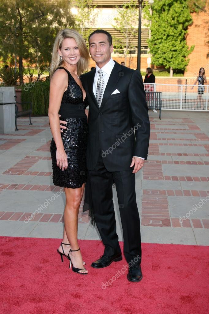 Марк дакаскос с женой фото