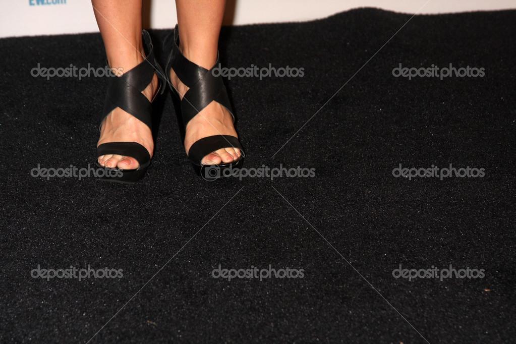 Eloise Mumford Feet