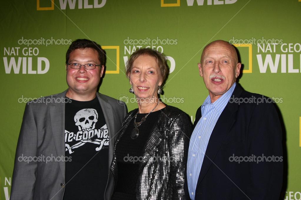 Charles Pol, Diane Pol, Dr  Jan Pol – Stock Editorial Photo