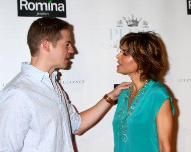Jason Kennedy, Lisa Rinna