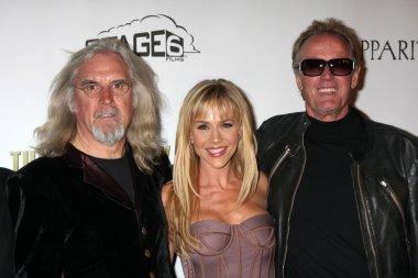 Billy Connolly, Julie Benz, & Peter Fonda