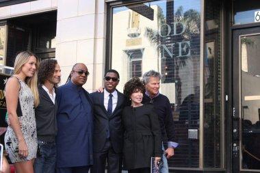 Colbie Caillat, Kenny G, Stevie Wonder, Kenny