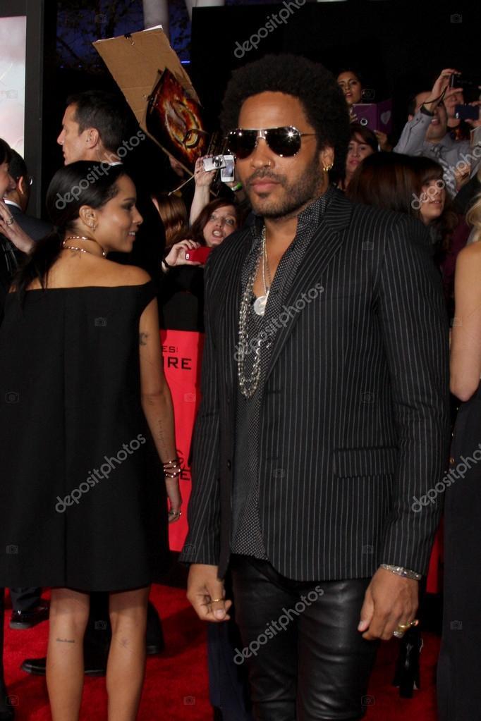 Lenny Kravitz Foto Editorial De Stock C Jean Nelson 35720445
