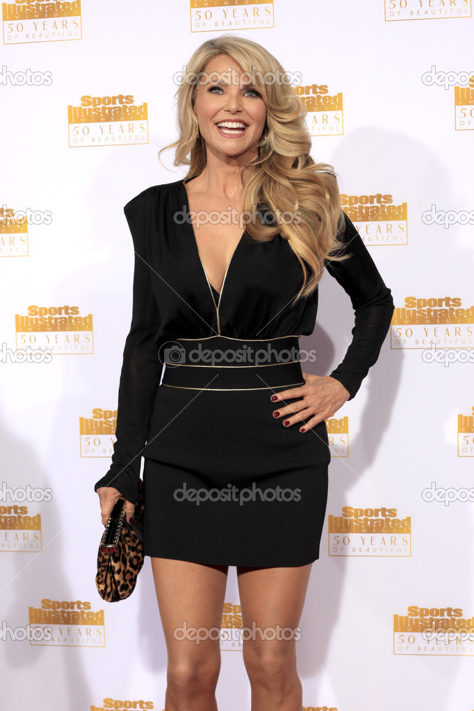 Christie Brinkley Stock Editorial Photo Jeannelson 38954445