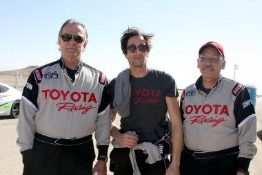 Eric Braeden, Adrien Brody, Dr. William Pinsky