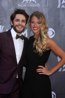 Thomas Rhett, Lauren Gregory Akins