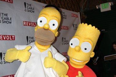 Homer Simpson, Bart Simpson