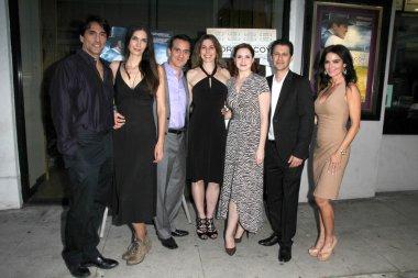 Shari Shaw, Vincent Spano, Claudia Eva-Marie Graf, John Colella, Stefanie Fredricks, Andy Hirsch, Betsy Russell, Rick Shaw