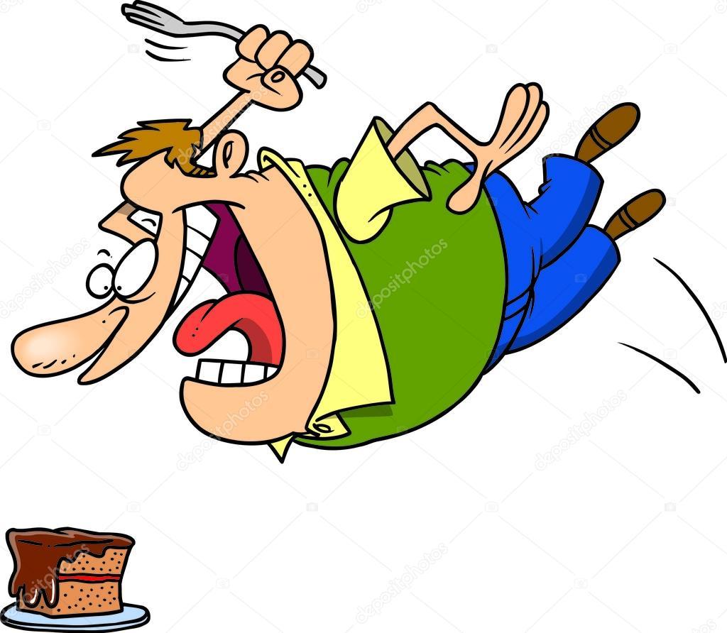 depositphotos_13915172-stock-illustration-man-diving-towards-a-cake