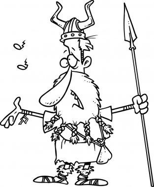 Cartoon Viking Song