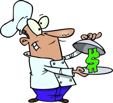 Cartoon Restaurant Profit