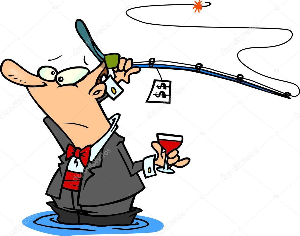 Kreslena Fantazie Rybar Stock Vektor C Ronleishman 13979983