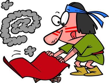 Cartoon Smoke Signals E-Mail