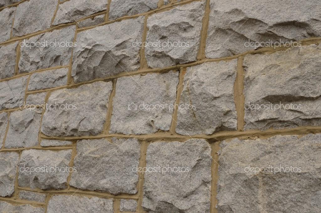Pared De Bloques De Piedra Fotos De Stock C Debuskphoto 33982725 - Piedra-pared-exterior