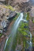 Horské vodopád