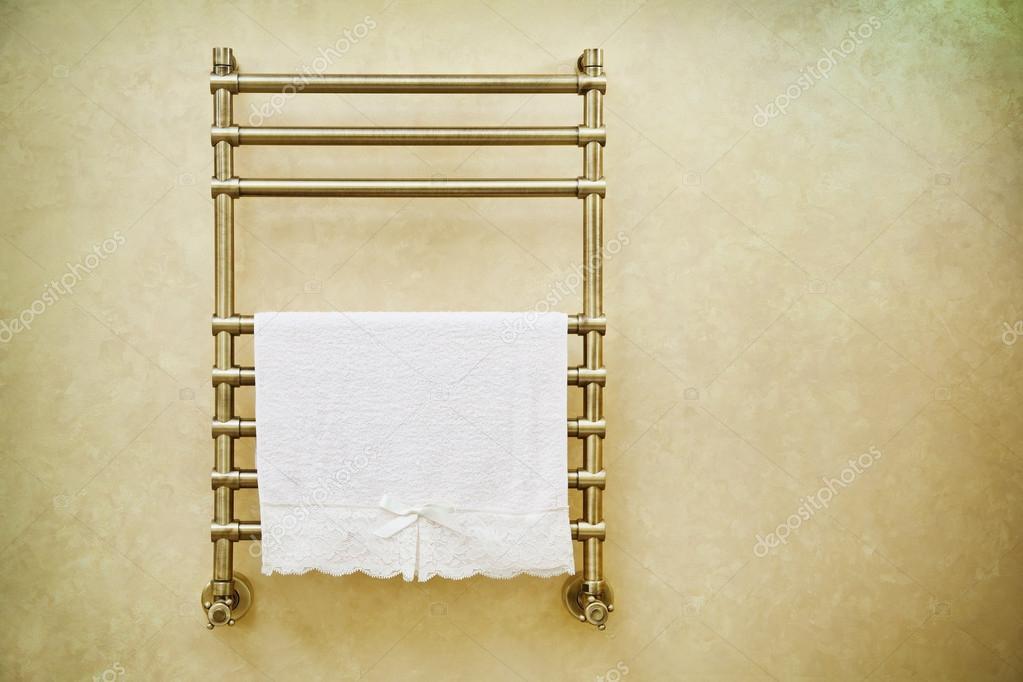 Nowoczesne Podgrzewany Wieszak Na ścianie łazienki