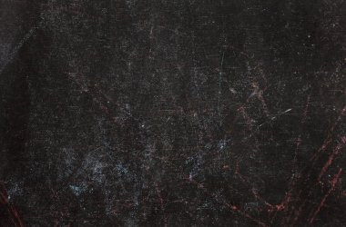 Abstract Old Black Surface Texture