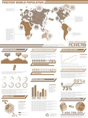 INFOGRAPHIC DEMOGRAPHICS POPULATION 2BROWN