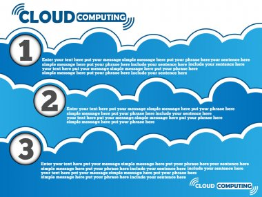 CLOUD COMPUTING BACKGROUND