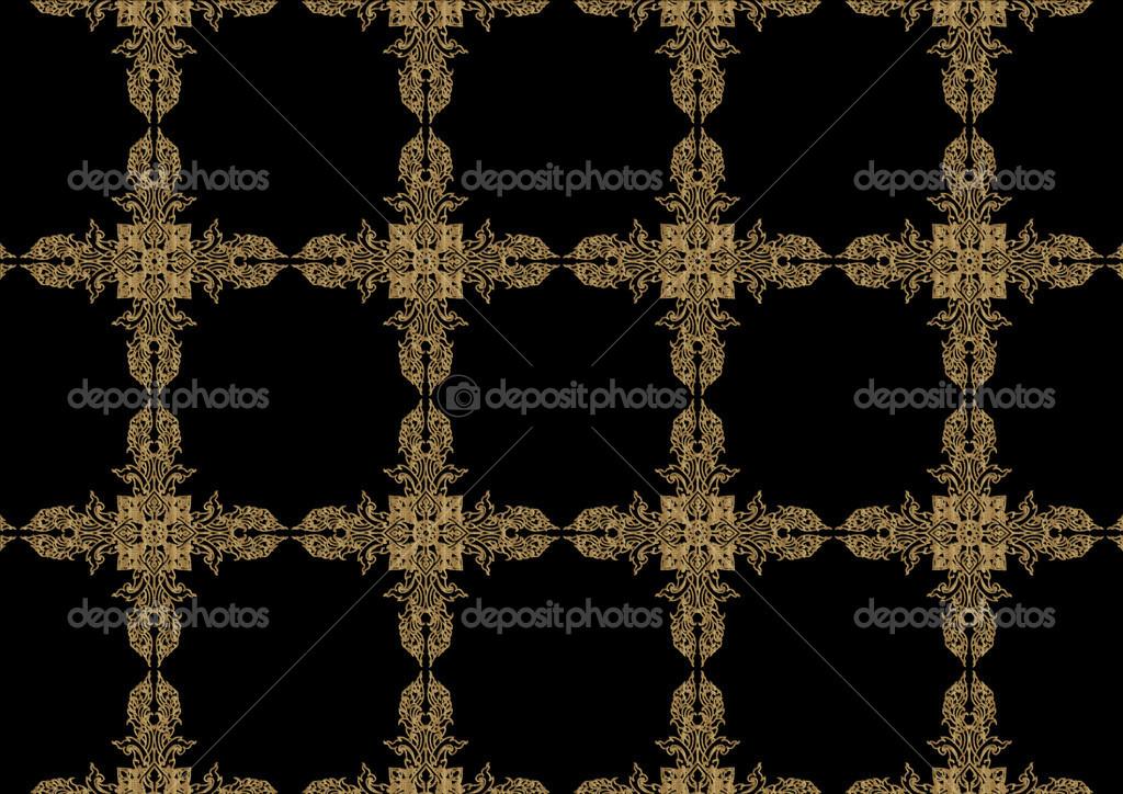Gold-Geflecht — Stockfoto © bannerwega #21956217