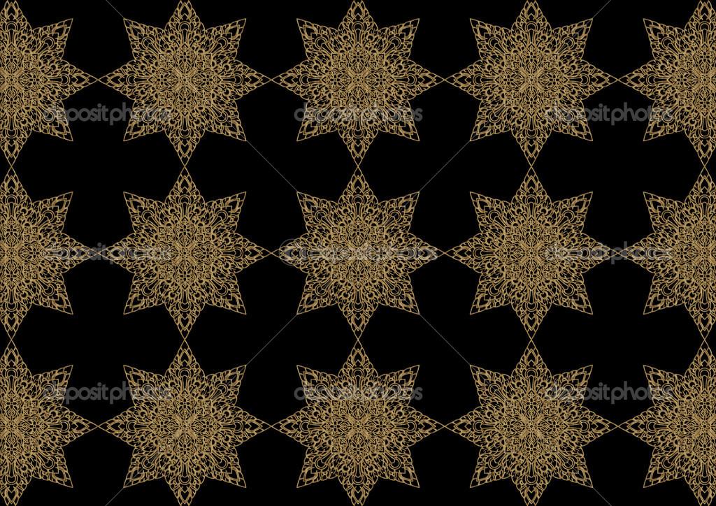 Gold-Geflecht — Stockfoto © bannerwega #21956609