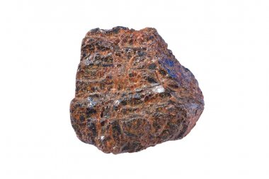 Rutile (mineral, titanium dioxide)