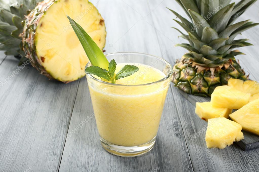 Можно ли похудеть от ананасового сока
