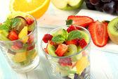 Fotografia insalata di frutta