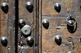 The lock of an old door 4