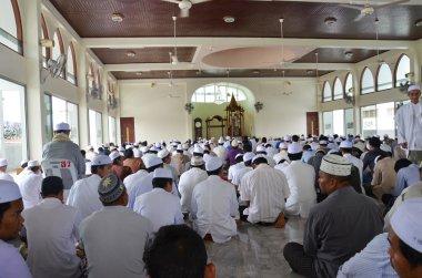 Muslim mosque.