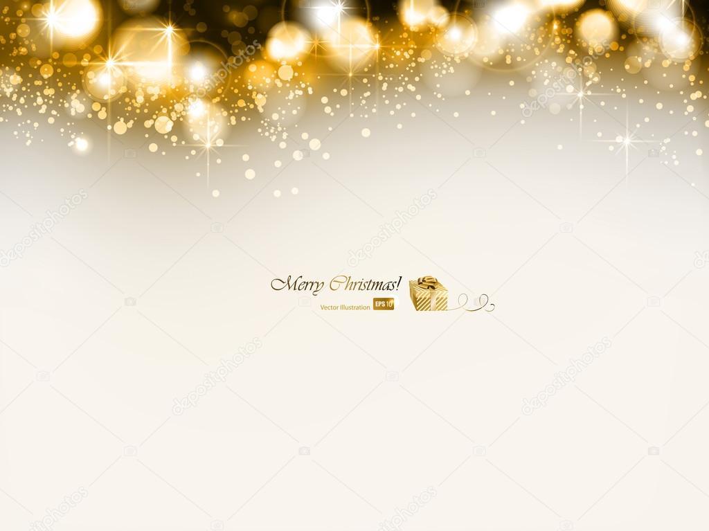 Christmas shine background
