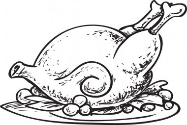 Roasted Chicken Doodle