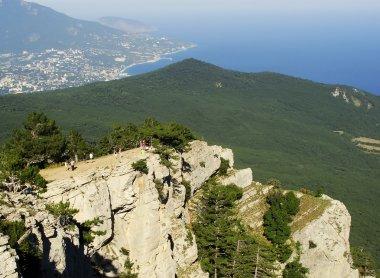 Ai-Petri summit, Crimea peninsula, Ukraine