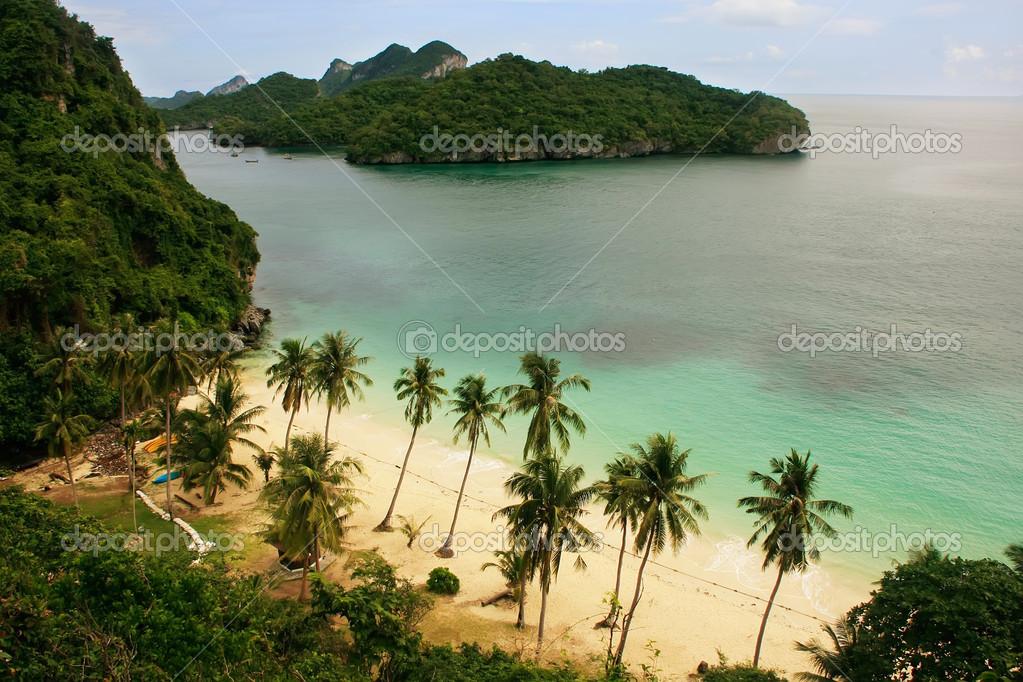 Ang Thong National Marine Park, Thailand