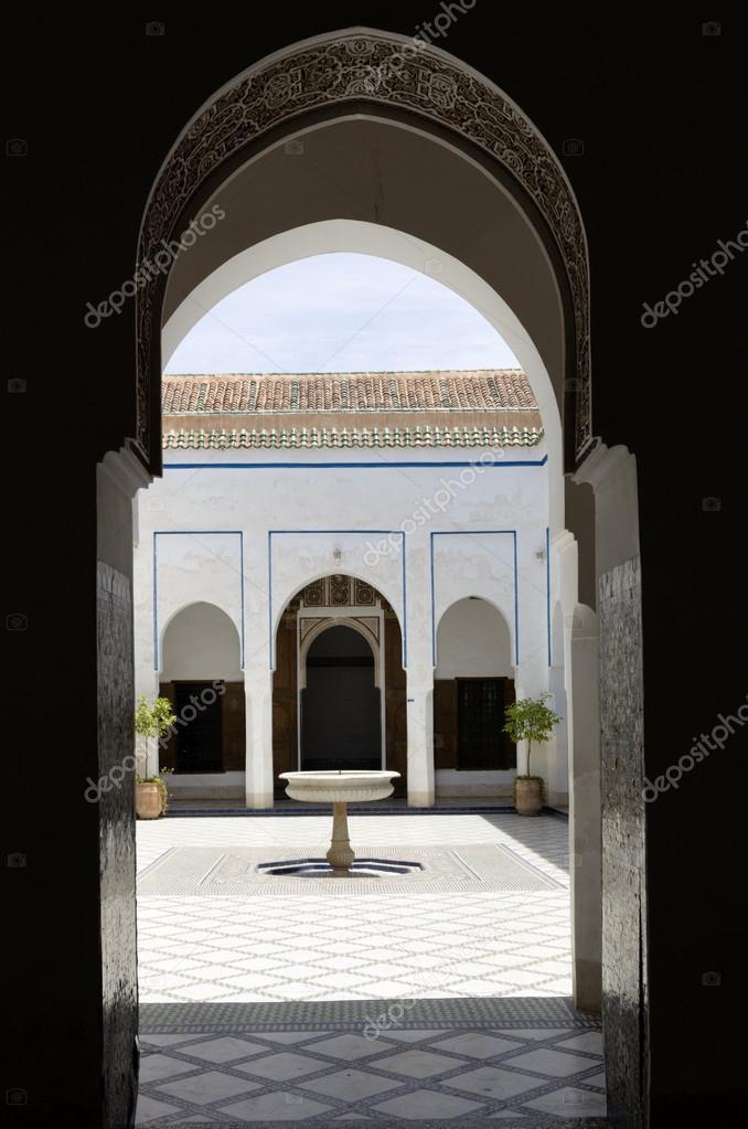 Ancien Patio Marocain Photographie Posztos 26868915