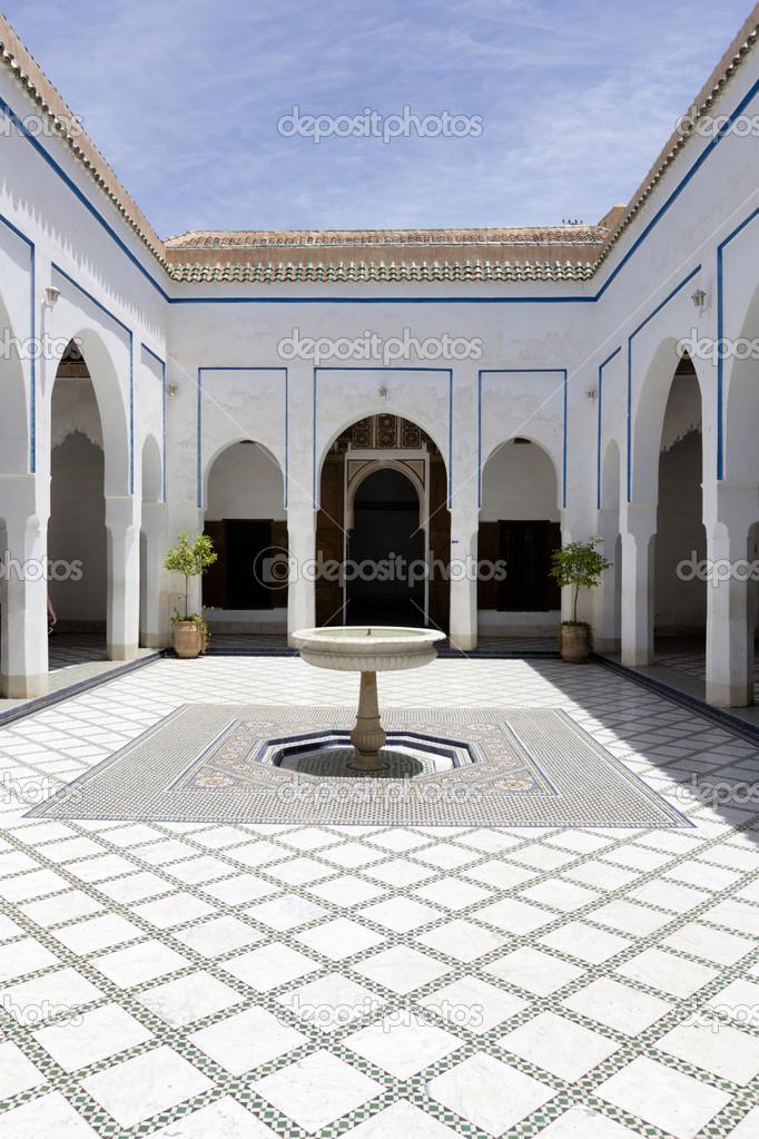 Ancien Patio Marocain Photographie Posztos 26868923