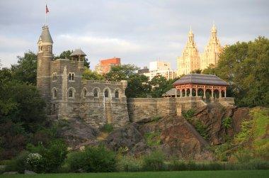 Belvedere Tower Central Park New York City