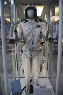 Bell Rocket Belt No.2 and suit