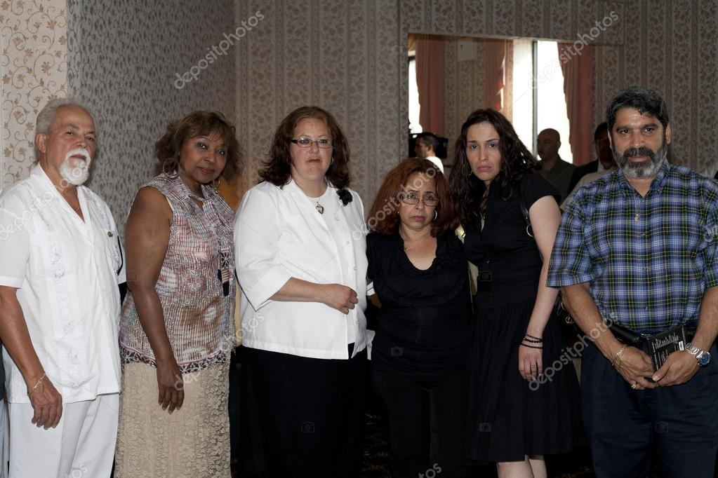 Funeral attendees for Yomo Toro