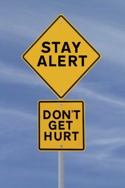 Don't Get Hurt!