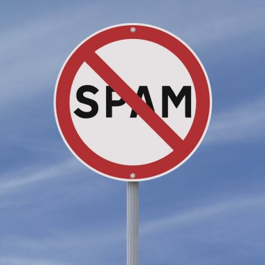 No Spam Allowed