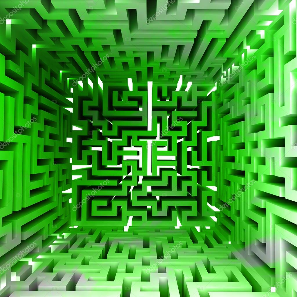 three dimensional urban green volume - HD1300×1390
