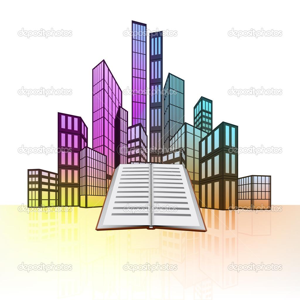 Городской пейзаж книга скачать