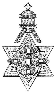 Order of Solomon (Ethiopia, 1874). Publication of the book