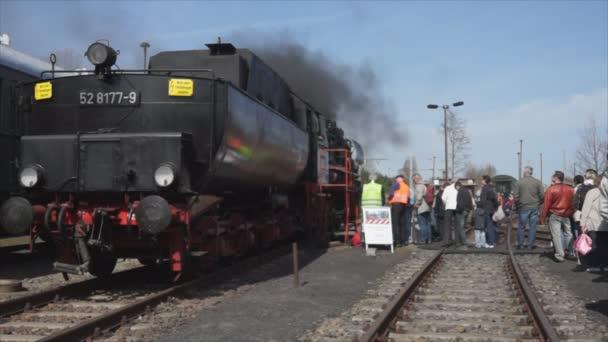 Steam locomotive MBA 14 066 (Orenstein  Koppel)