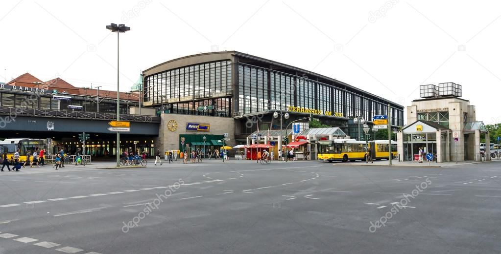 S Bahn Zoologischer Garten   Garten Ideen