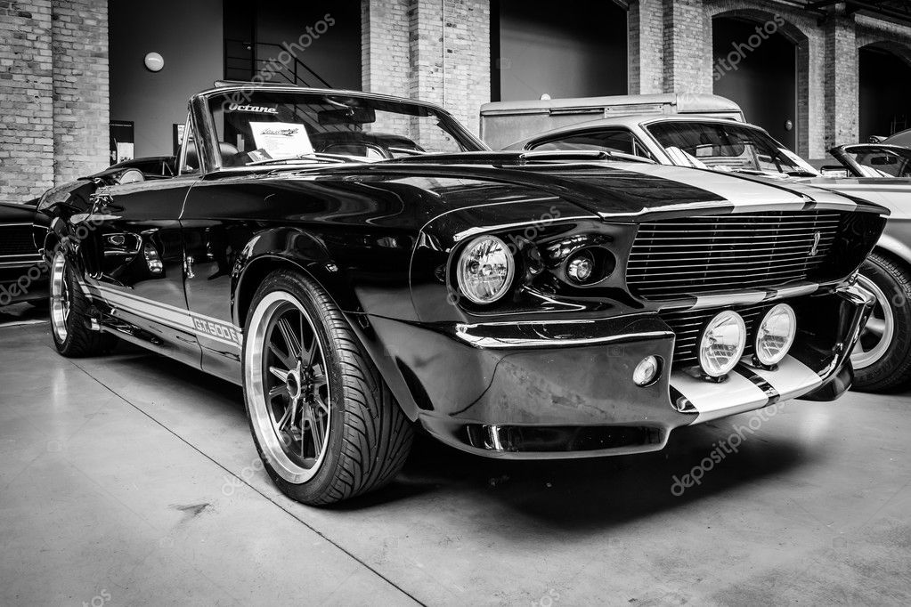 shelby mustang – stock editorial photo © s_kohl #48162869