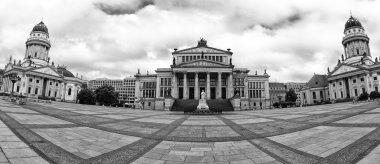 Panorama of the Gendarmenmarkt. Berlin