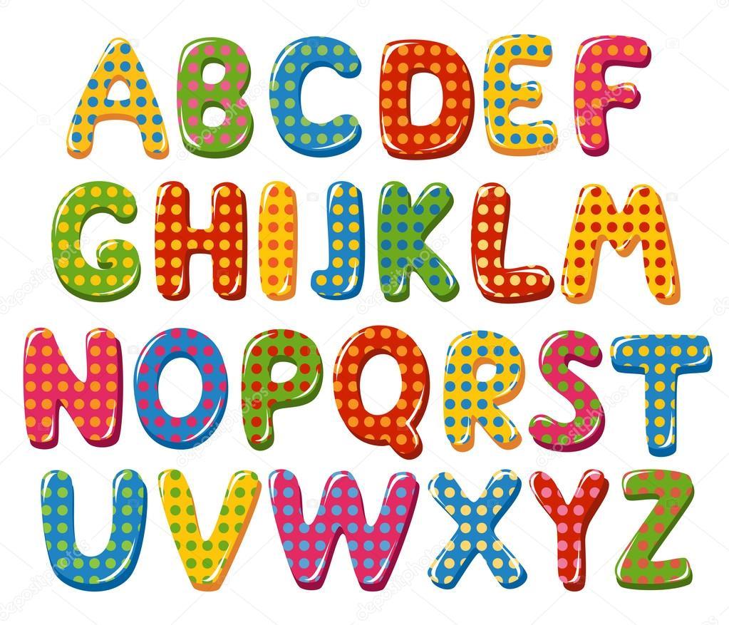Letter alphabet  revolvycom