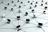 Fotografie Computer-Netzwerk